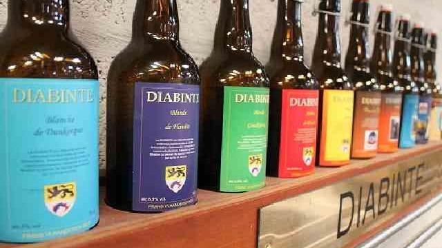 Brasserie Ddf