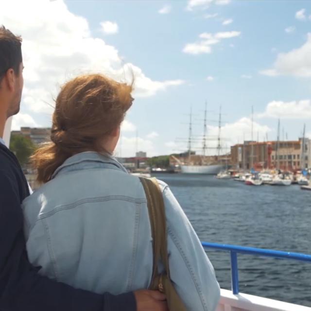 Couple Texel Port Plaisance Dunkerque
