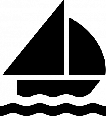 Sailboat Symbol.svg